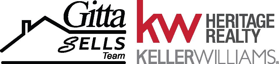 Gitta Sells and Associates Keller Williams Heritage Realty logo