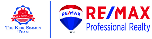 The Kirk Simmon Team at RE/MAX Professional Realty logo