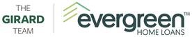 Evergreen Home Loans - The Girard Team logo