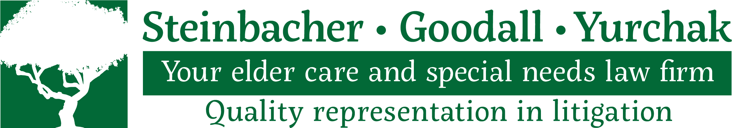 Steinbacher, Goodall & Yurchak logo