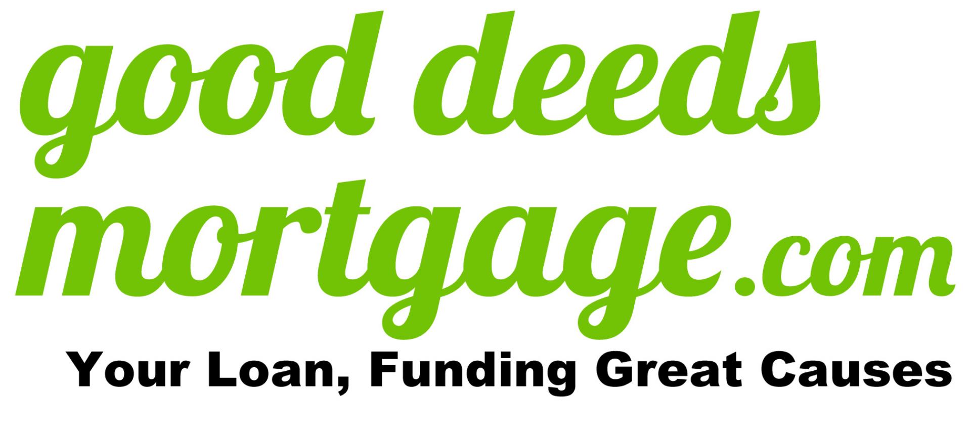 Good Deeds Mortgage.com logo