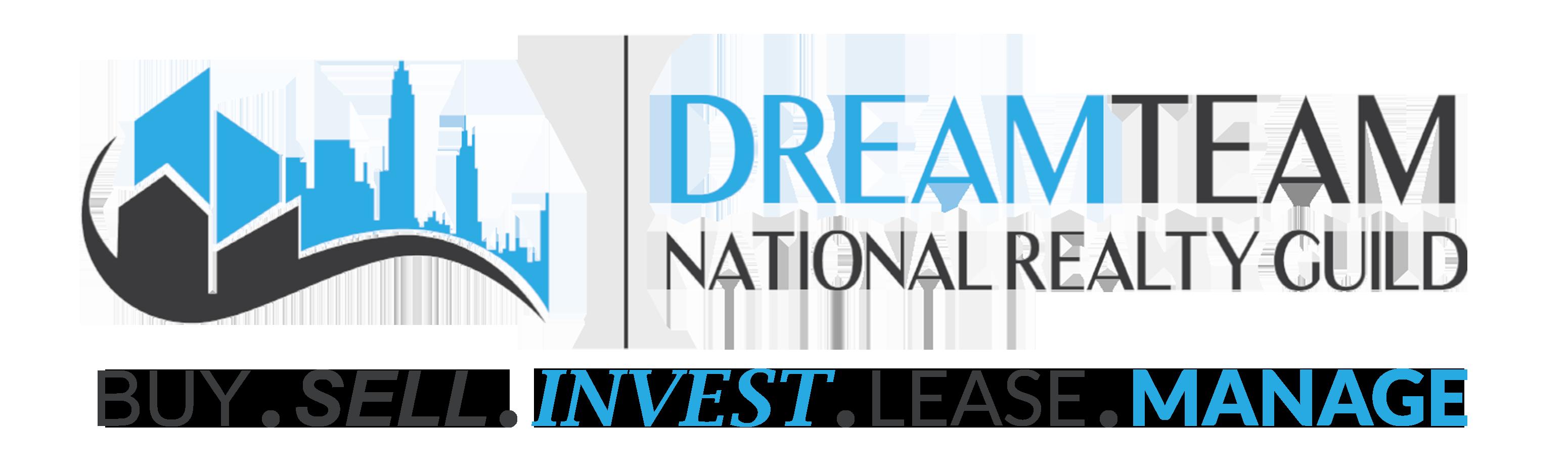 Dreamteam of national realty guild logo
