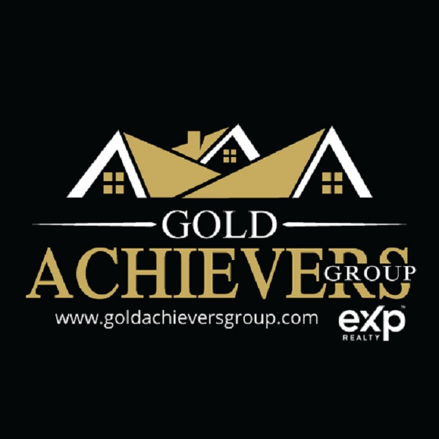 Gold Achievers Group  brokered by EXP logo