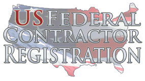 USFCR- US Federal Contractor Registration Inc logo