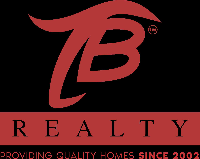 TB REALTY logo