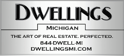 Dwellings Michigan logo