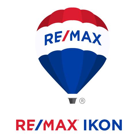 RE/MAX IKON logo