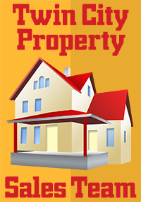 Twin City Property Sales Team logo