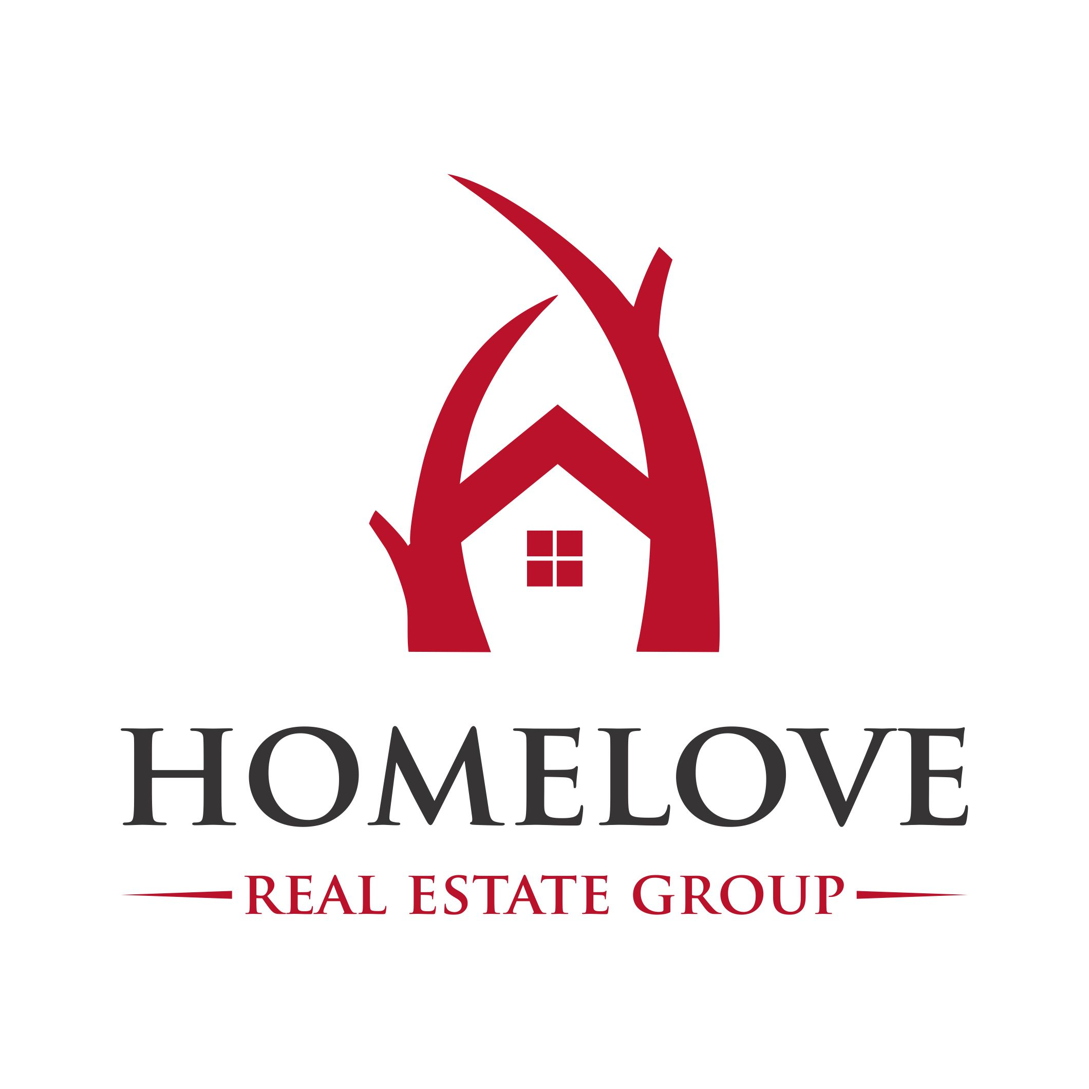 Homelove Real Estate Group logo
