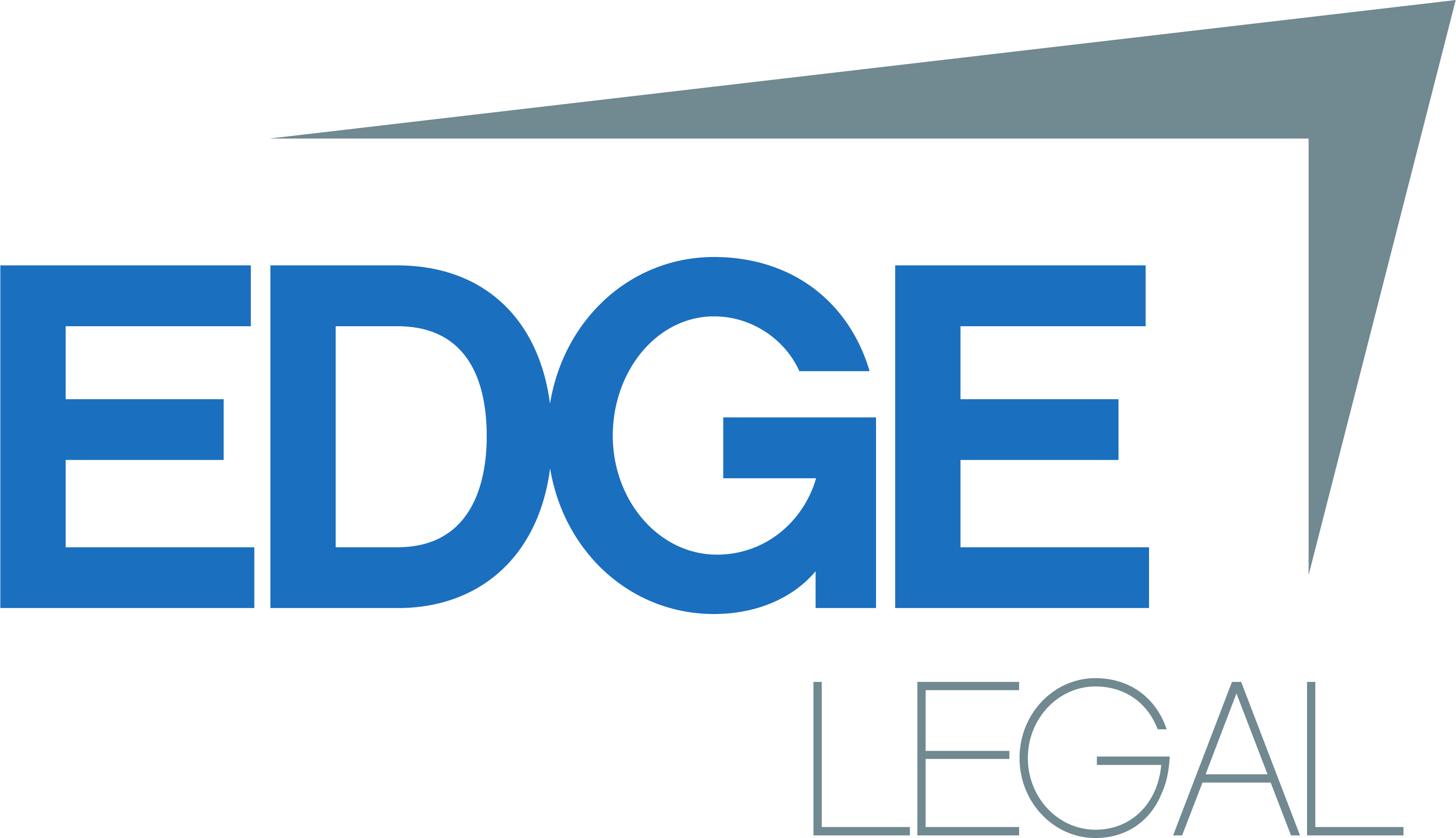 EDGE Legal LLC logo
