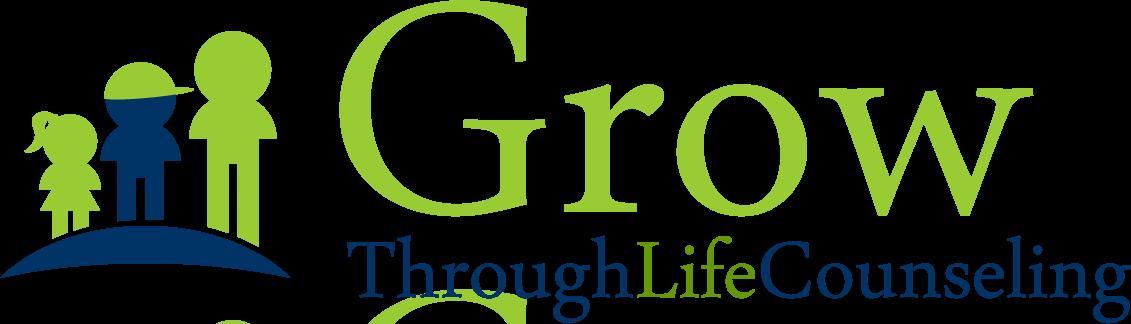 Grow Through Life Counseling logo