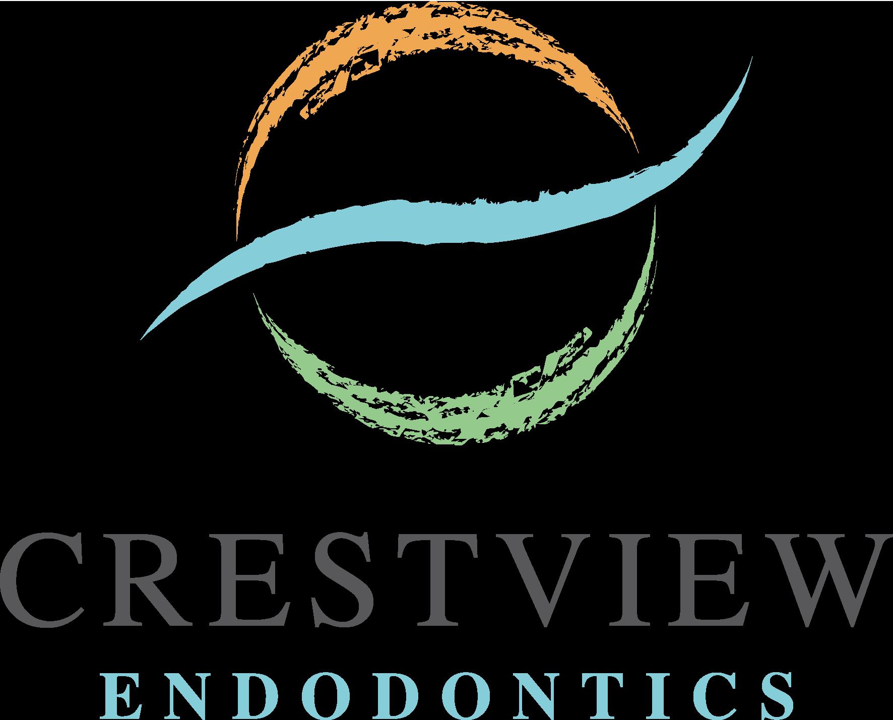 Crestview Endodontics logo