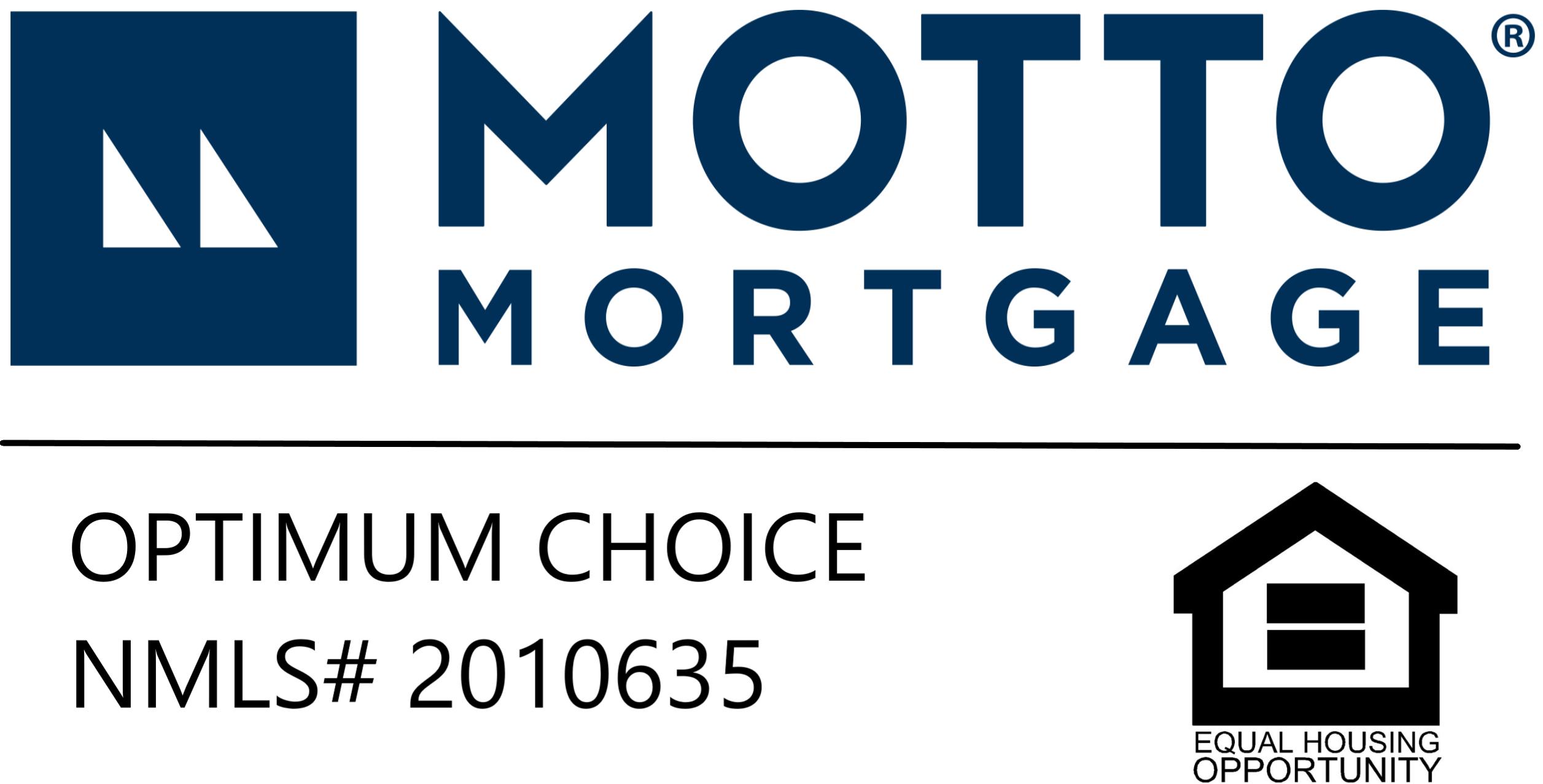 Motto Mortgage Optimum Choice logo