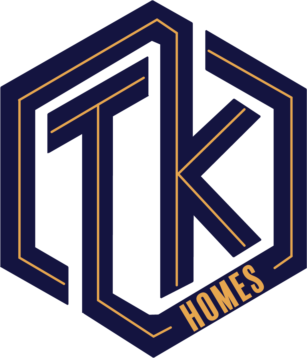 TK Homes with Exp Realty logo