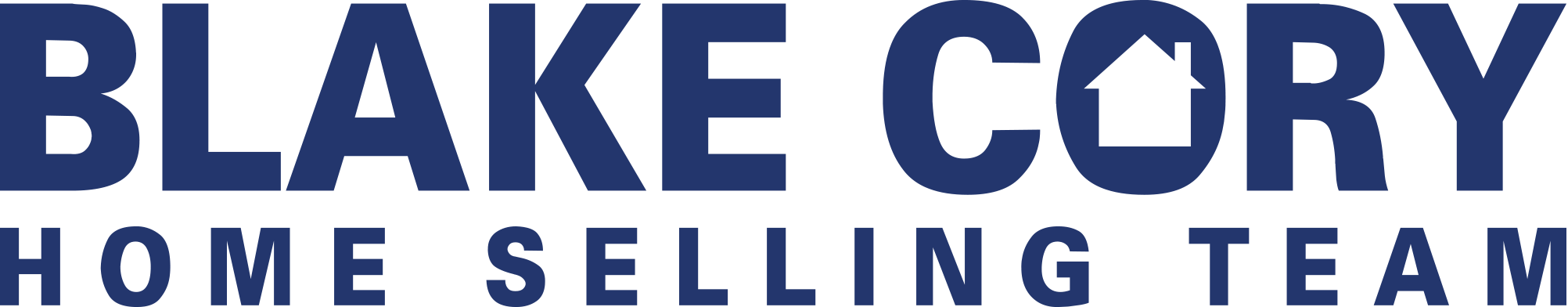 The Blake Cory Home Selling Team logo
