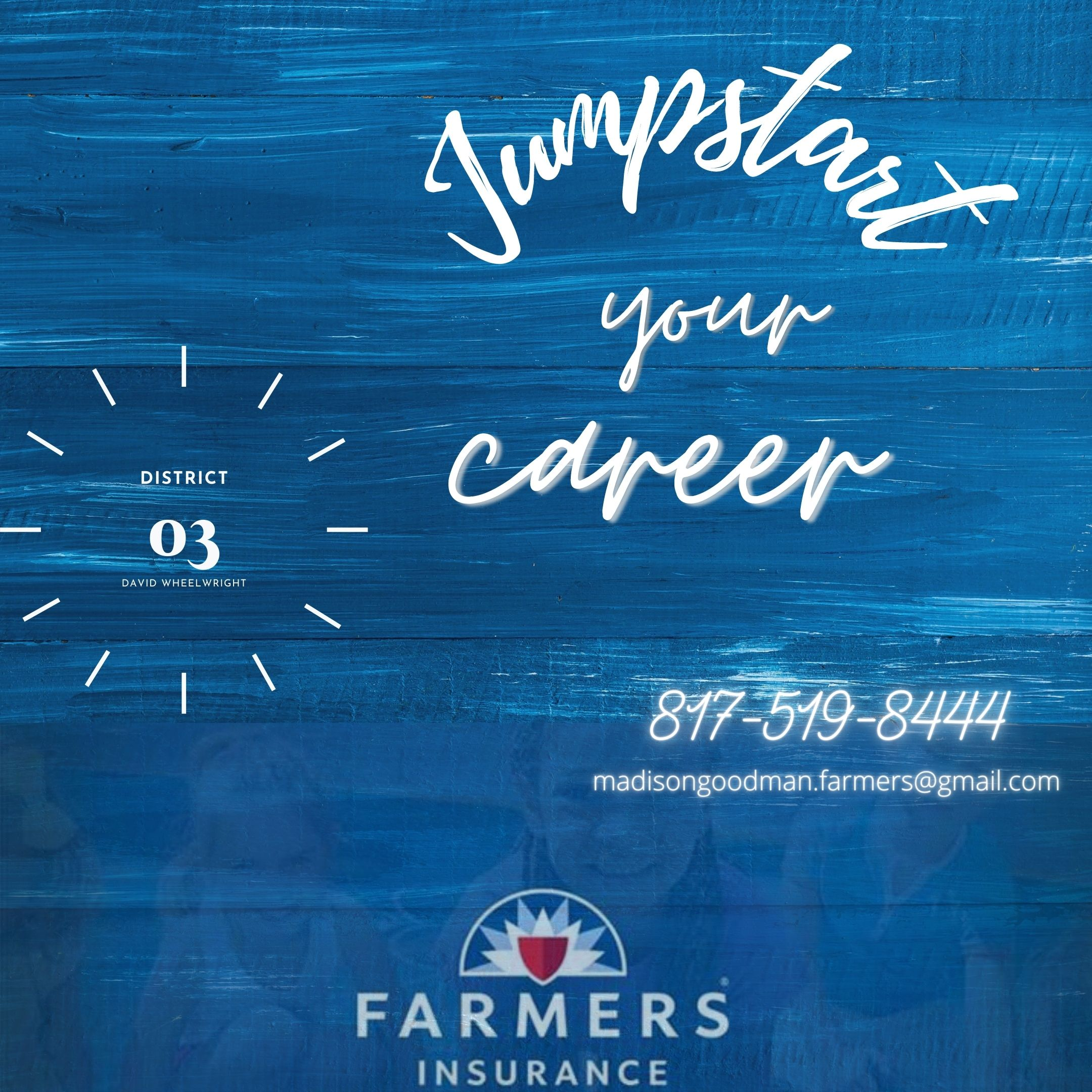 Farmers Insurance District 3 logo
