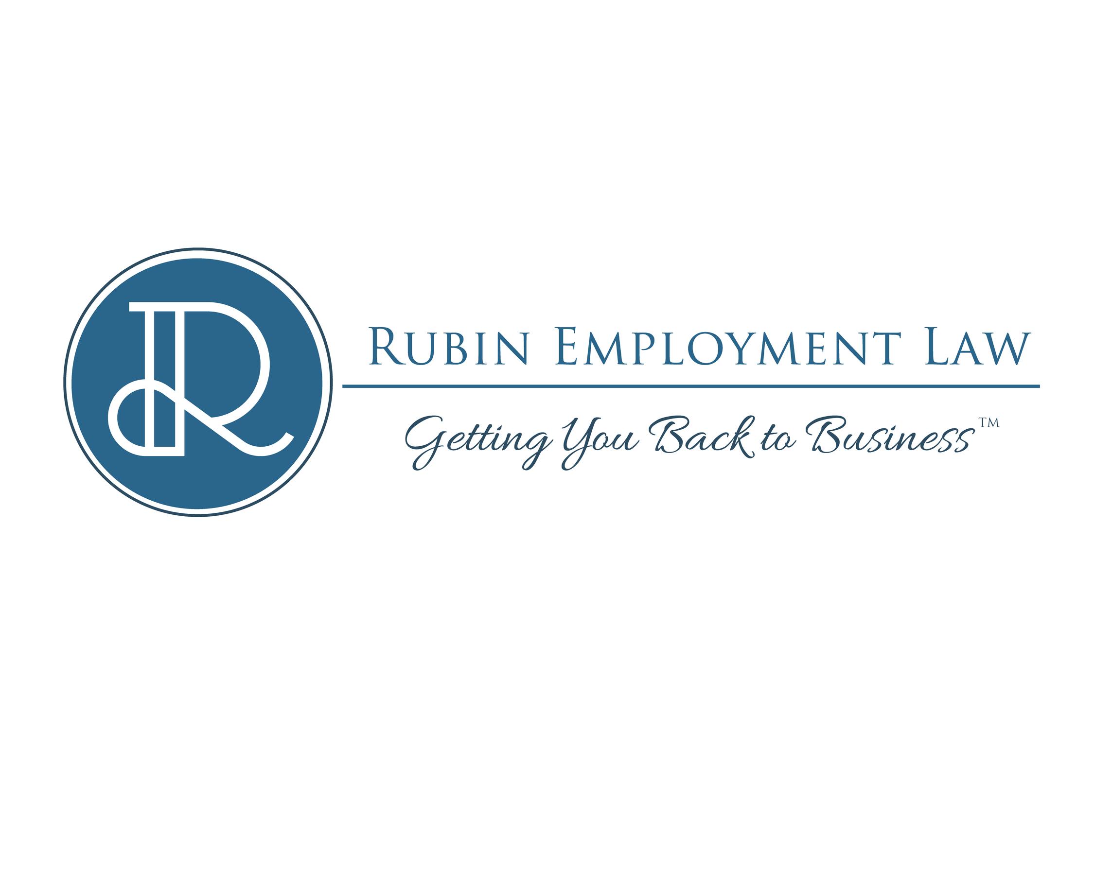 Rubin Employment Law logo