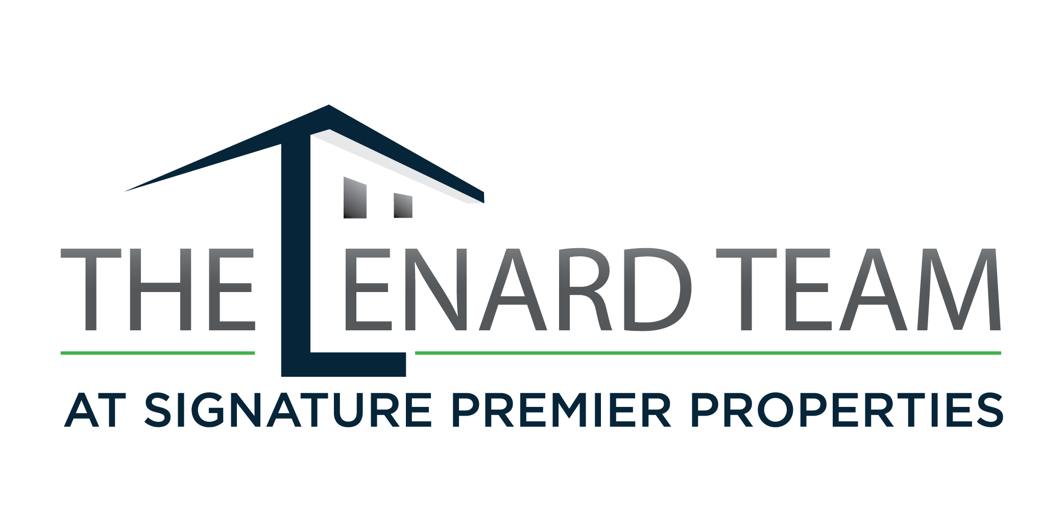 The Lenard Team at Signature Premier Properties logo