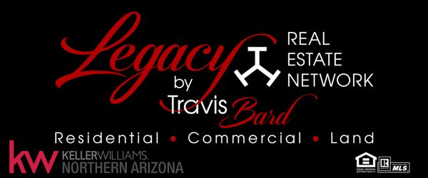 Legacy Real Estate Network by Travis Bard, Keller Williams Northern Arizona logo