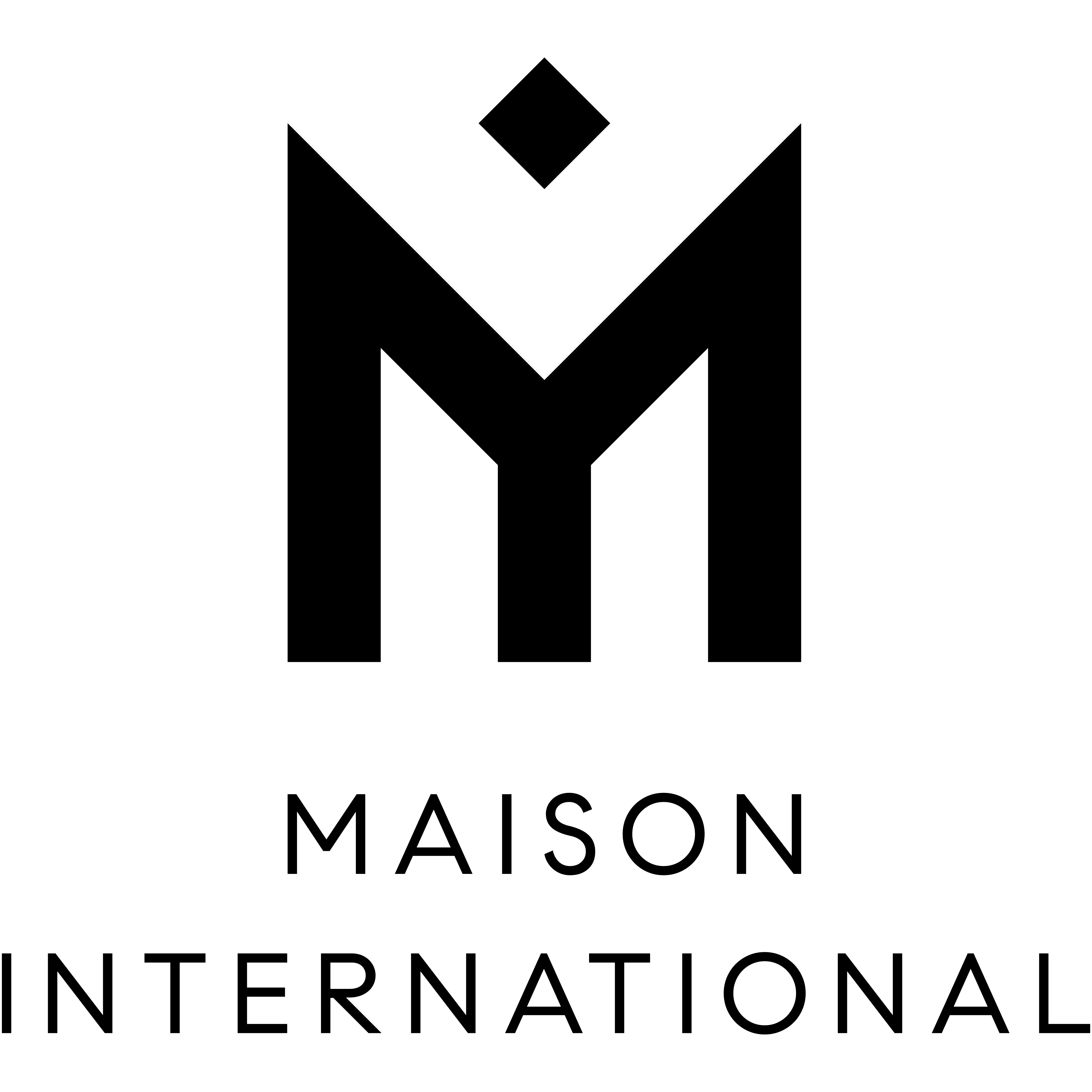 The Maison International Team at Compass logo