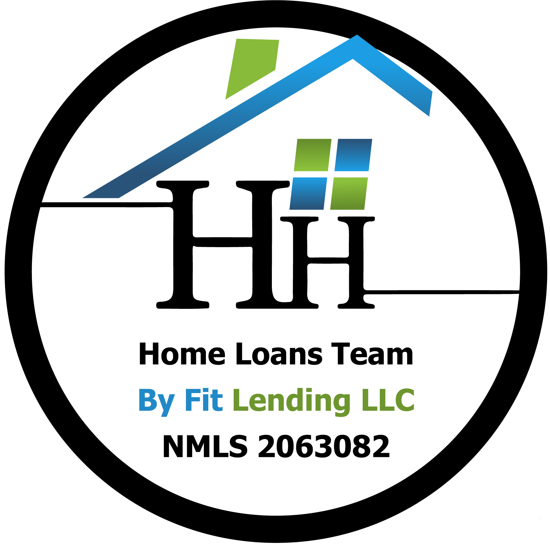 Double H Home Loans Team by Fit Lending logo