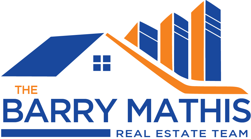 The Barry Mathis Real Estate Team logo