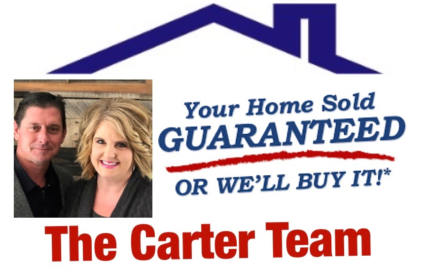 The Carter Team - Your Home Sold Guaranteed Realty logo