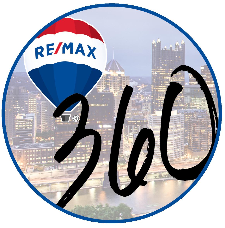 RE/MAX 360 Realty logo
