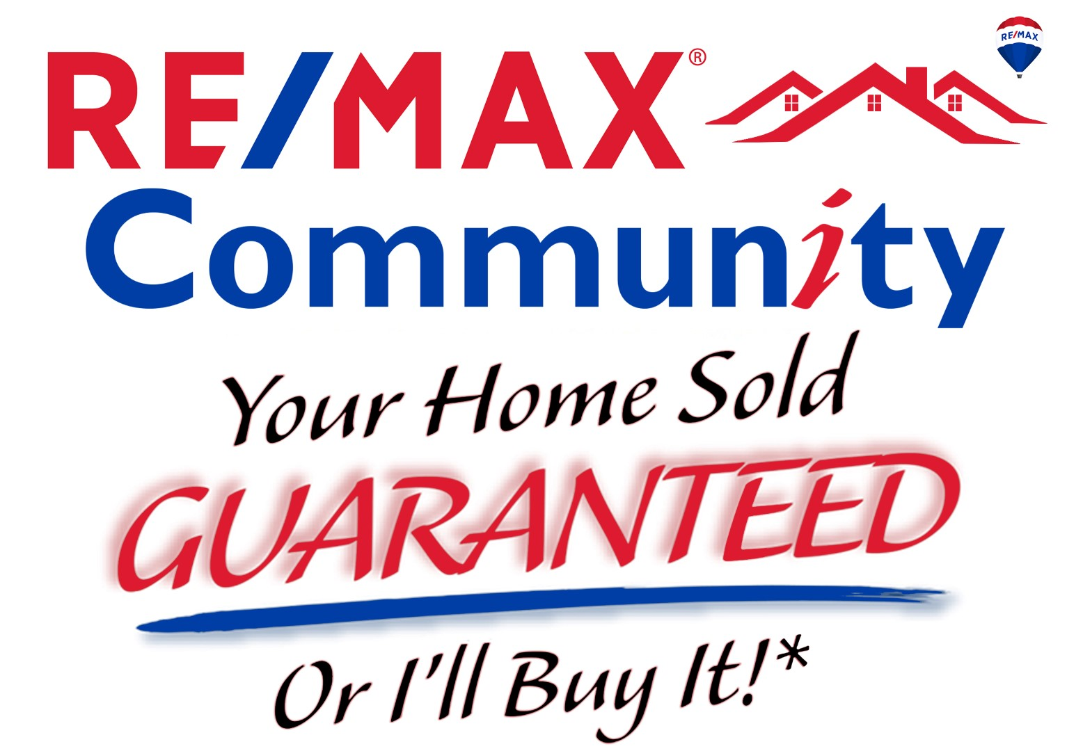 RE/MAX Community logo