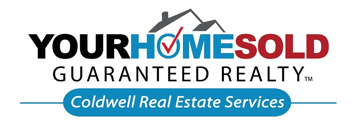 Coldwell Realty Your Home Sold Guaranteed logo