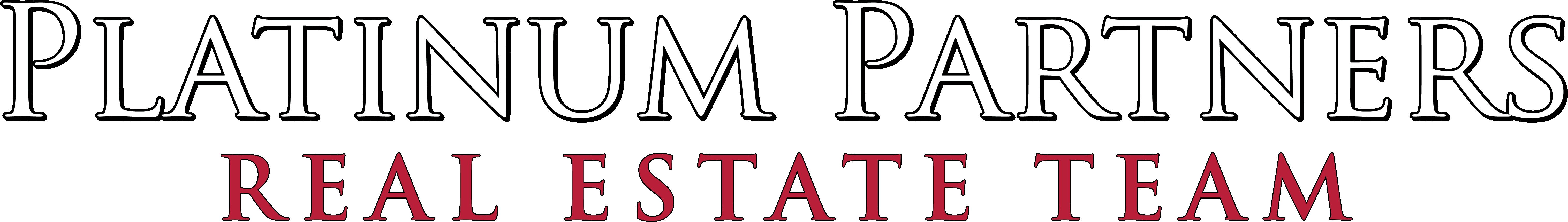 Platinum Partners Real Estate Team logo