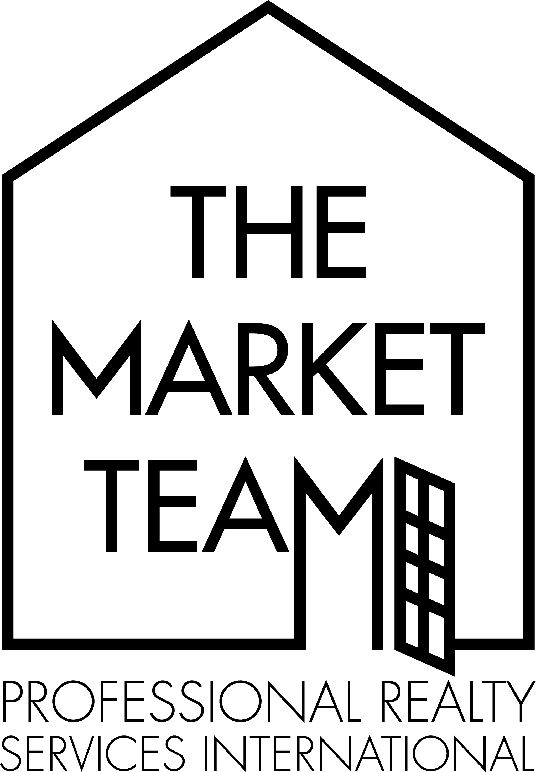 The Market Team, Professional Realty Services logo