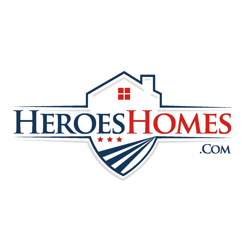 Heroes Homes logo
