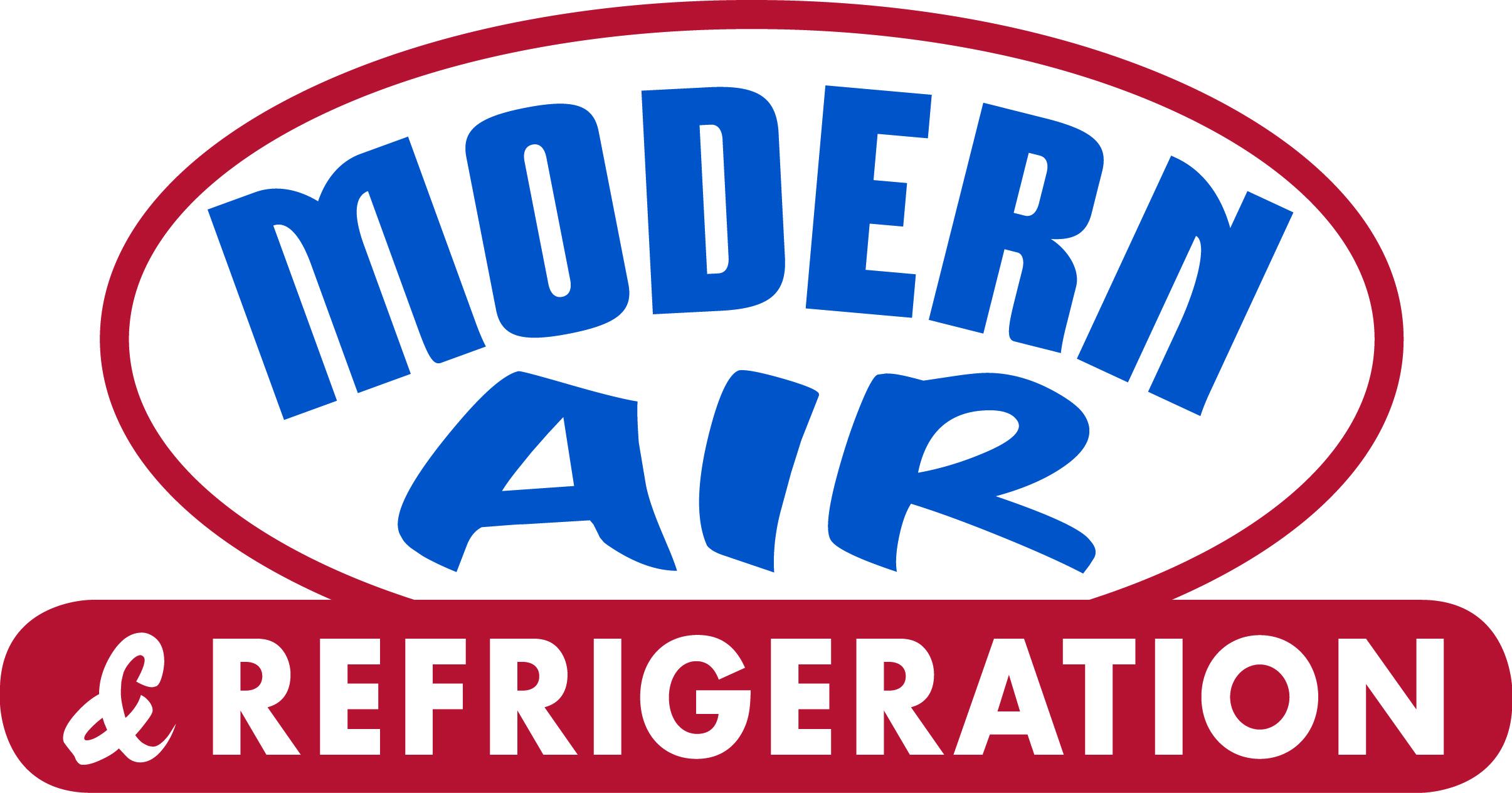 Modern Air & Refrigeration logo