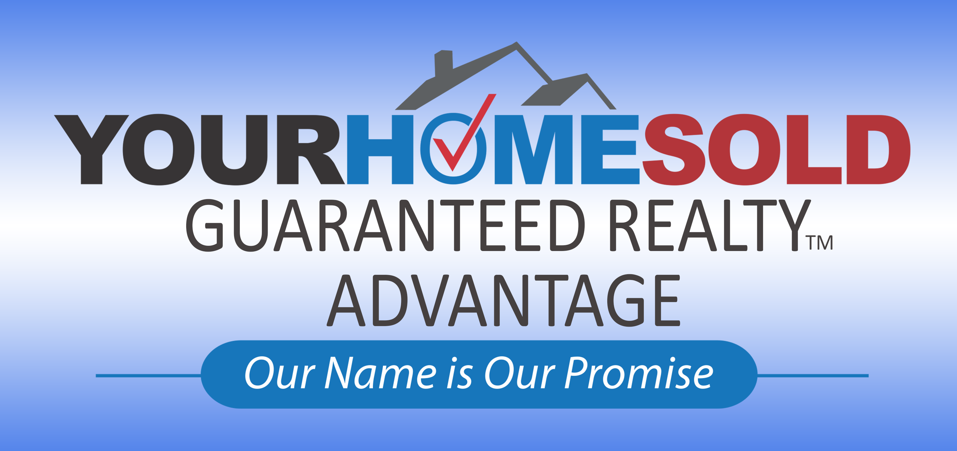 Your Home Sold Guaranteed Realty Advantage logo