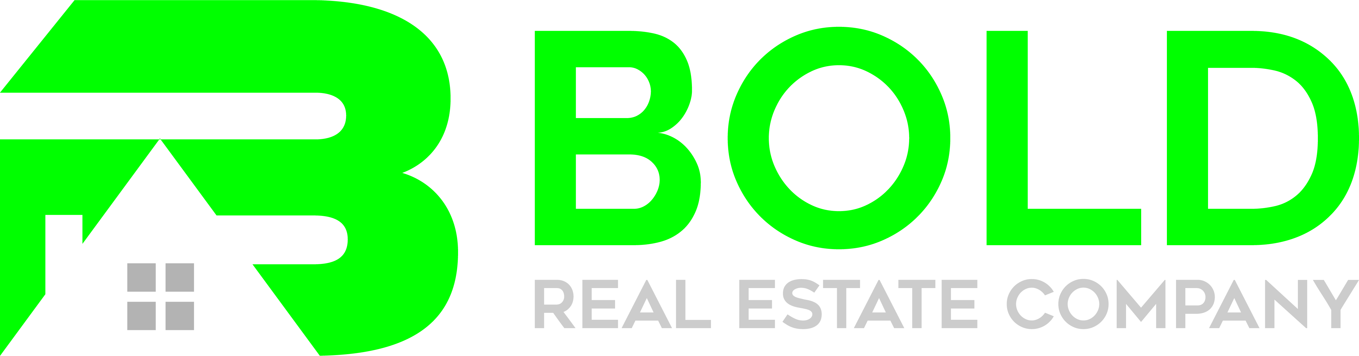 BOLD Real Estate Company logo