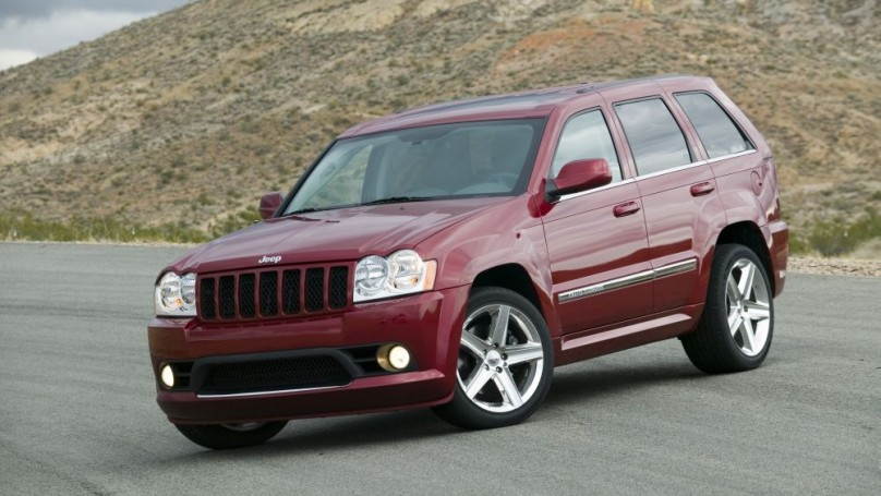 second hand 2008 10 jeep grand cherokee. Black Bedroom Furniture Sets. Home Design Ideas