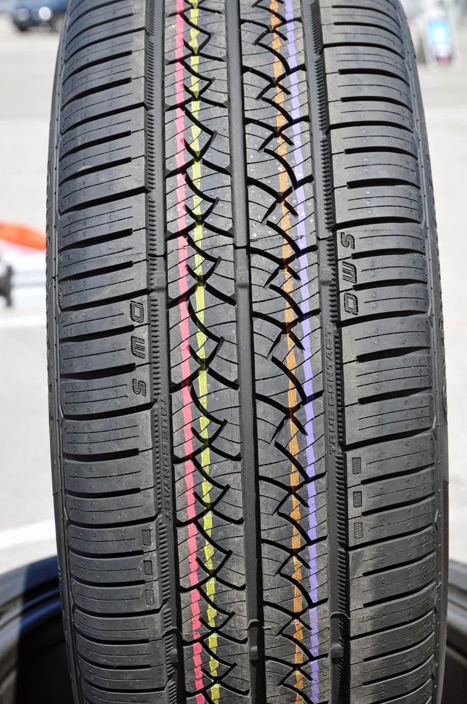 Tire comparison: Continental TrueContact vs. Bridgestone Ecopia