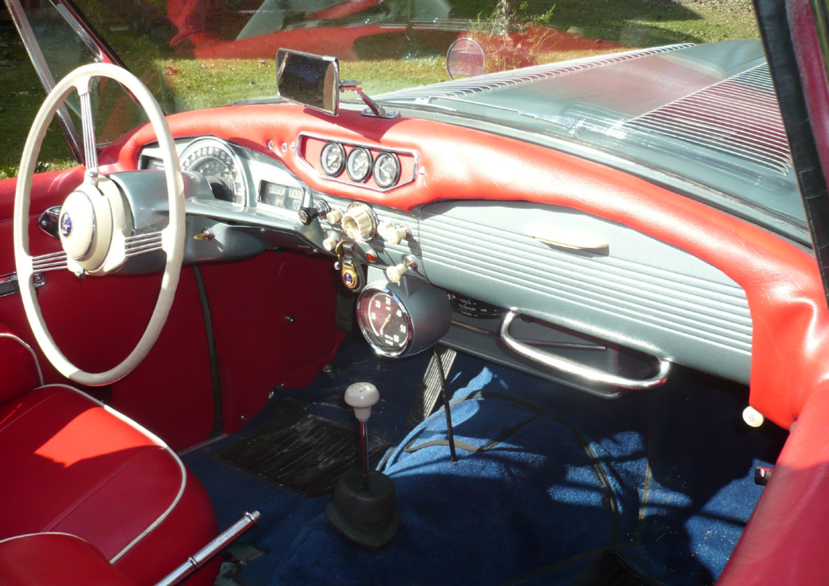 Eye Candy: Interest piqued, he bought, fixed up, Sunbeam Alpine