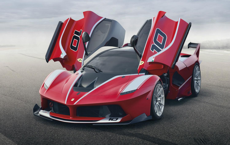 Ferrari FXX K Debuts At The Ferrari Finali Mondiali