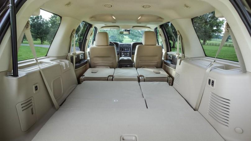 2015 Lincoln Navigator Review Wheels Ca