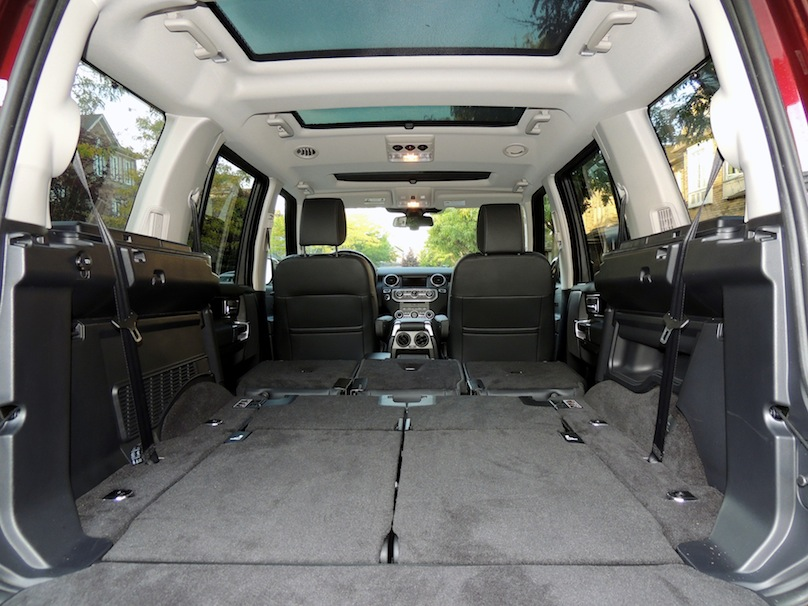 2016 Land Rover Lr4 Luxury Review Wheels Ca