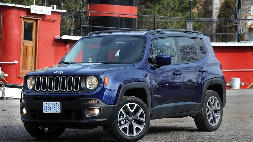 2016 jeep renegade north 4x4 review. Black Bedroom Furniture Sets. Home Design Ideas