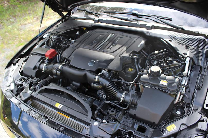 xf s engine