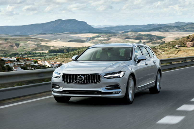 Volvo recognized for design excellence