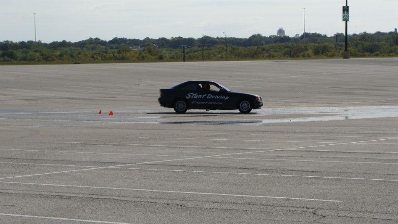 Want to drive like Bond?