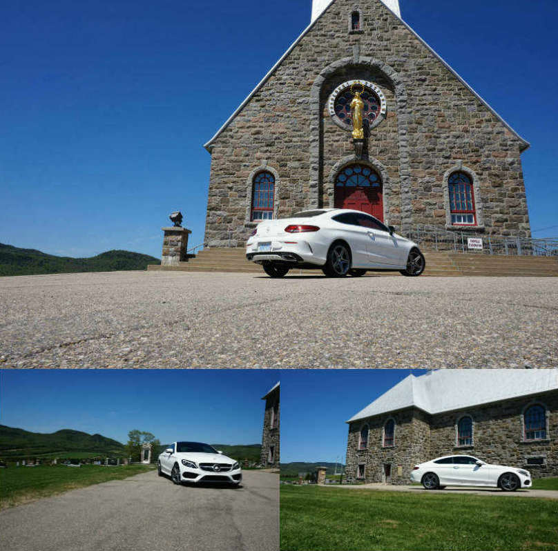 Preview: C300 4Matic Coupe a compelling option