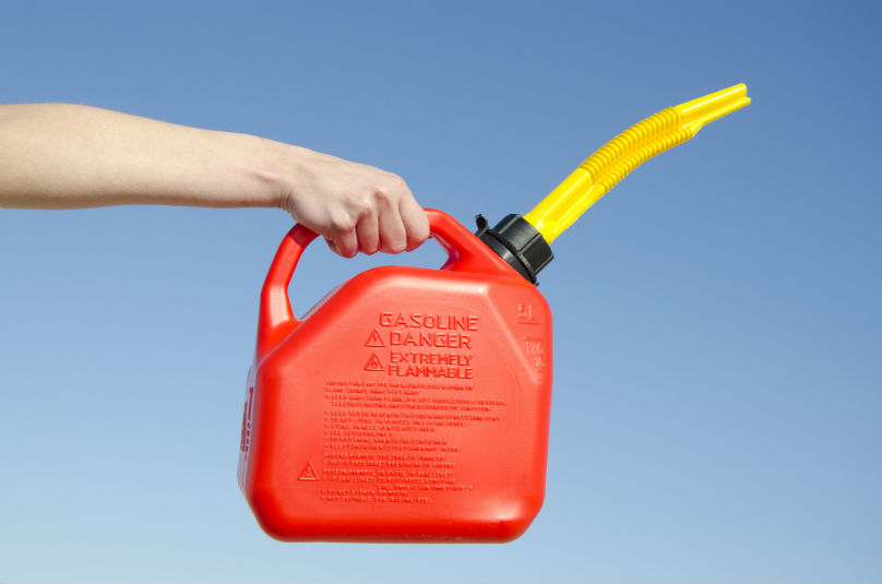 Handling gasoline? Here's what you need to know