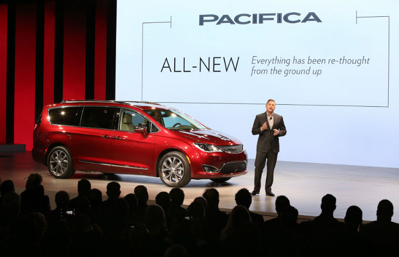 Chrysler Pacifica puts customer opinion first
