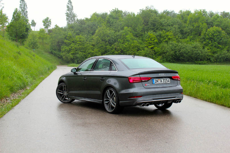 Preview: A3 / S3 an enticing entry into the Audi club